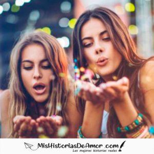 salí con la amiga de mi exnovia historias deamor entre mujeres