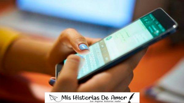Historia de un amor inolvidable por redes sociales 2