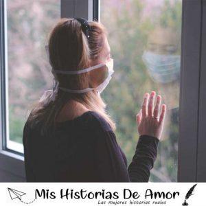 UN AMOR QUE SOBREVIVIO LA CUARENTENA HISTORIAS DE AMOR